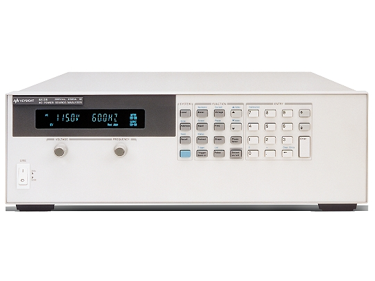 6813B Power Supplies & Loads Keysight/Agilent/HP