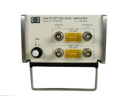 8447F Other Equipment Keysight/Agilent/HP