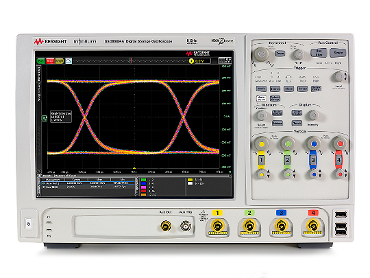 DSO90804A Oscilloscopes