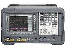 E4407B Analyzers