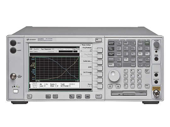 E4440A Analyzers