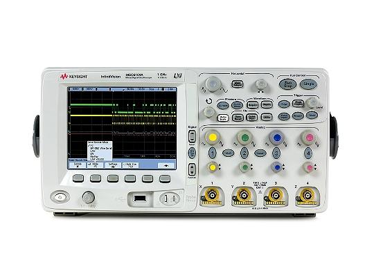 MSO6104A Oscilloscopes