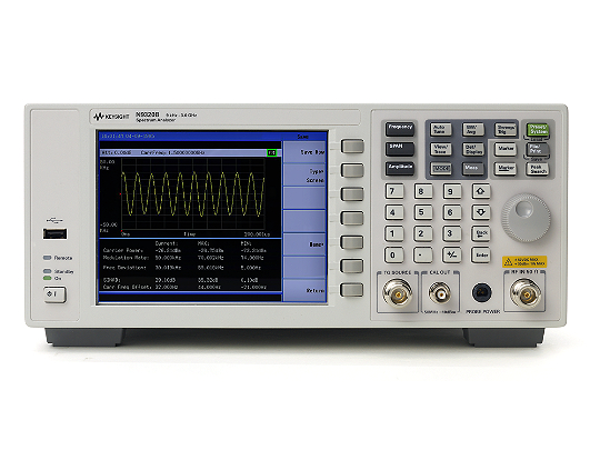 N9320B Analyzers